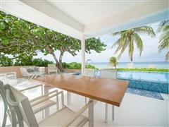 STUNNING BEACHFRONT HOME FOR RENT – CONCH POINTE VILLAS