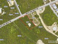 CAPTAIN NEELY'S HOUSE LOT - CAYMAN BRAC